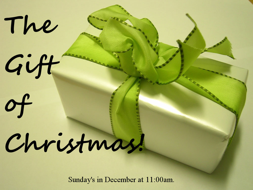 the gift of christmas join